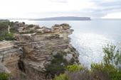 ギャップ:シドニー湾の入り口