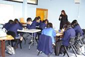 英語の研修