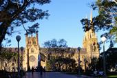 ハイドパークの教会